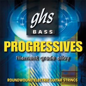 Encordoamento GHS Progressives 5L800 40/126 para Baixo 5C