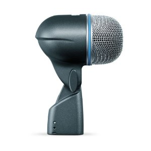Microfone com fio dinamico supercardioide para bumbo com Bag - BETA 52A - Shure