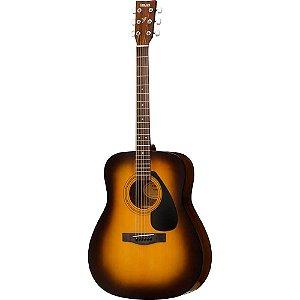 Violão Acústico Yamaha F310 Aço Folk Tobacco Brown Sunburst