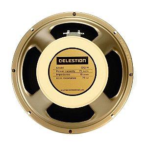 ALTO-FALANTE 75W 8OHM - G12H-75 - CREAMBACK - CELESTION