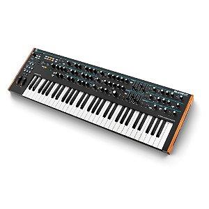 Sintetizador Polifonico de 16 Vozes - SUMMIT - NOVATION