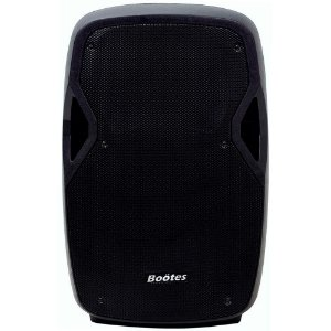 Caixa Acústica Ativa Bootes BDA-1515-B 420W Bluetooth