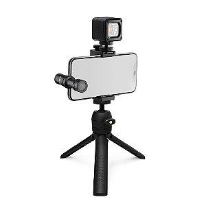 Kit Rode Vlogger para Celular iOS