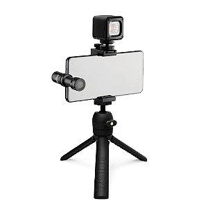 Kit Rode Vlogger USB-C para Celular Android