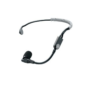 Microfone headset para sistemas sem fio - SM35-TQG - Shure