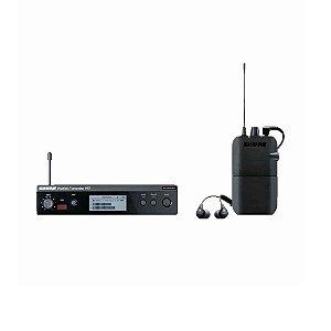 Sistema de Monitoramento In-Ear - P3TARR112GR-K12 - Shure