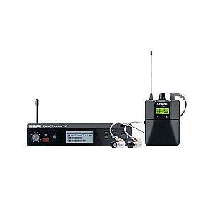 Sistema de Monitoramento In-Ear - P3TARRA215CL-K12 - Shure