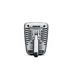 Microfone condensador digital - MV51-DIG - Shure