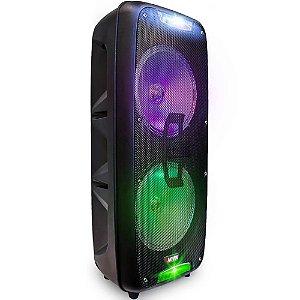 Caixa de Som Portátil Novik X-Blast 80W BLUETOOTH/USB/SD