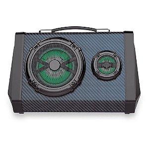 Caixa de Som Multiuso Multilaser SP314 120W Bluetooth