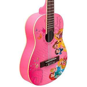 """Violão Acústico Infantil Phx Vip-3 1/2 30"""" Princesas"""