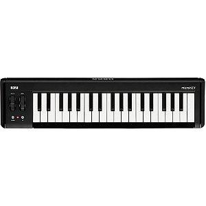 Teclado Controlador Korg MicroKey 2 37 MIDI USB 37 Teclas