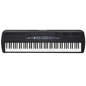 Piano Digital Korg SP-280 Preto 88 Teclas