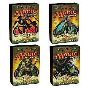 Kit 4 Decks Magic