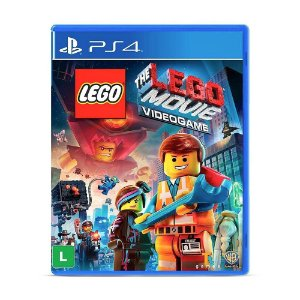 Jogo LEGO The Movie para PlayStation 4