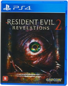 Resident Evil Revelations 2 Br - PlayStation 4