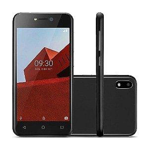 Smartphone Multilaser E 32GB Tela  5.0 Preto