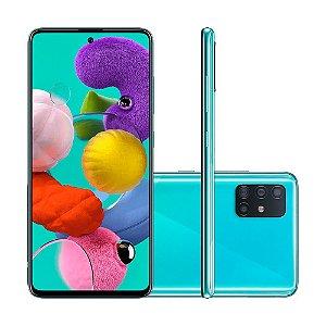 Smartphone Samsung Galaxy A51 128GB Azul