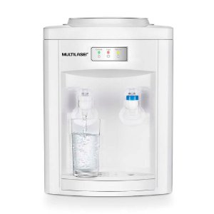 Bebedouro Eletrônico Multilaser BE011 127V 65W Galão 10/20L Branco