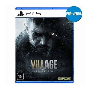 Jogo Resident Evil Village - PS5