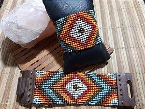Bracelete Peruano mosaico 205