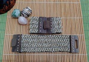 Bracelete Peruano de miçangas 202