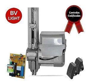 Motor Portão Basculante Bv Duo Light 1/4 Hp Garen 300kg 13s