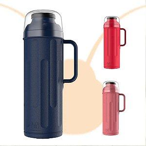 Garrafa Térmica 1 Litro Personal Termolar Chá Café Leite