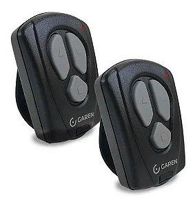 Placa Central Classic Fit Com Trafo Garen + 2 Controle Garen