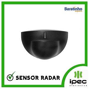 Sensor Radar Para Porta  Automática Social Ipec