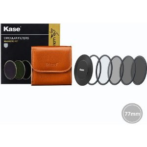Kit de filtros magnéticos Kase Wolverine Profissional ND