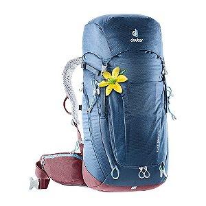 Mochila - Deuter Trail Pro 34 SL - Azul