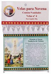 Novena - Nossa Senhora de Fátima