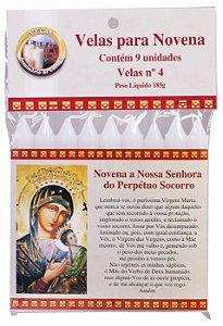 Novena - Nossa Senhora Perpétuo Socorro