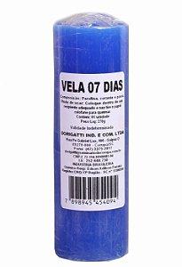 Vela 7 Dias - AZUL