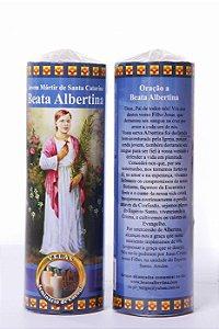 Vela 7 Dias - Beata Albertina
