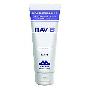 Creme Protetor Mav B Mavaro Bisnaga 200g Grupo 3