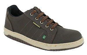 Sapato Botina Segurança Bico Pvc C.a Ecosafety Conforto 360
