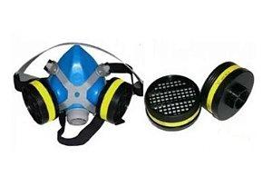 Respirador Destra 02 Vias Com Filtro VO/GA MIG22-VO/GA