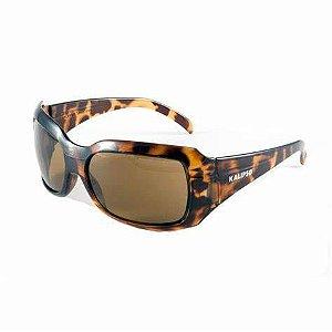Óculos De Proteção Epi Segurança Ibiza Marrom Kalipso
