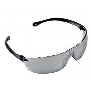 Óculos De Proteção Pallas Cinza Fumê Ca 15684