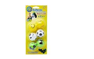 6 Esferas Ultra Perfumadas Sortidas Cm500 Orthopauher