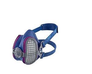 Respirador Elipse P3 Gvs Com Filtro Pff3 Poeiras + Anti Odor