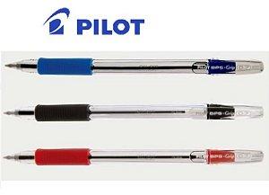 caneta esferografica BPS- Grip 0,7 Pilot- A escolha
