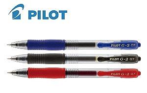 Caneta Esferografica Pilot Tinta Gel BL-G2 - A escolha