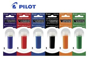 Refil Para Pincel Marcador Quadro Branco Vboard Master Wbs-Vbm Pilot - A escolha