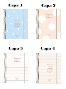 Agenda Espiral Planner Soho M7 Tilibra