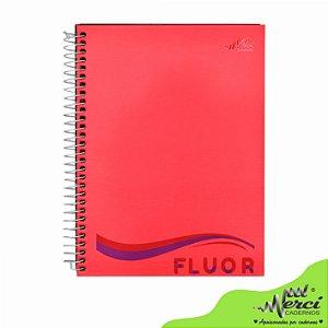 Caderno Esp. Colegial 1 matéria 80 Fls Fluor Merci Capa 06