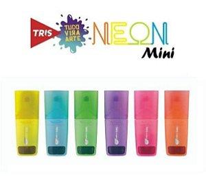Marca texto Fluorecente Tris Liqeo Mini Tom Neon a Escolha