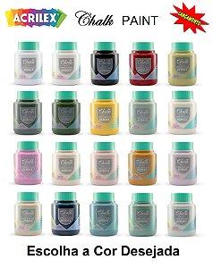 Tinta Acrilica Chalk Acrilex Super Cobertura 100ml